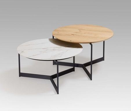 2-Satz-Tisch rund 635031-001 u. -002